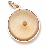10k Gold Mustard Seed Charm by Rembrandt Charms
