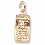 10K Gold Calculator Charm by Rembrandt Charms