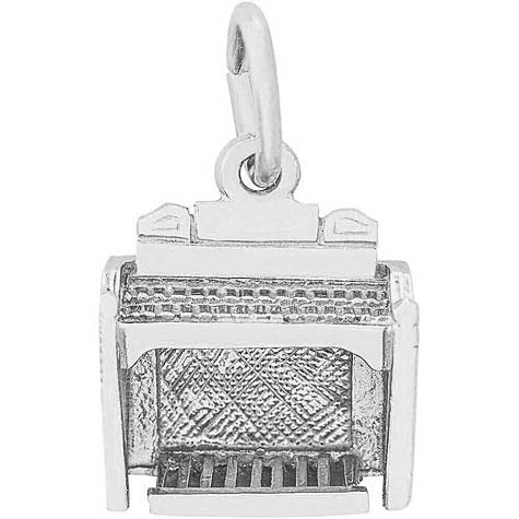 Sterling Silver Organ Charm by Rembrandt Charms