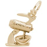 10K Gold Mixer Charm by Rembrandt Charms