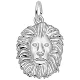 Sterling Silver Lion Charm by Rembrandt Charms